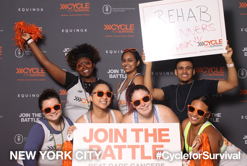 3-8-2018 Cycle for Survival 61st