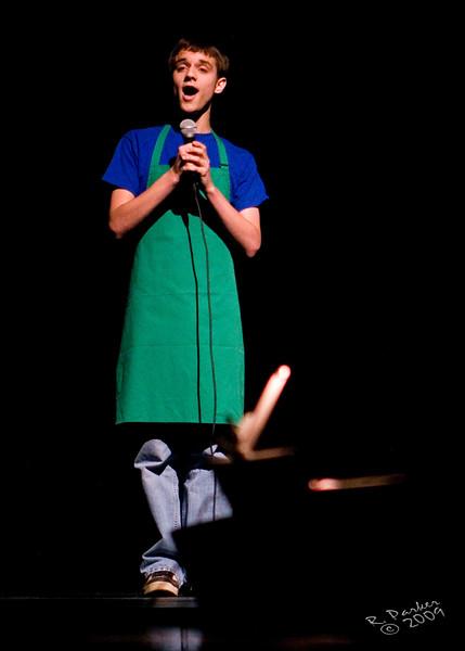 RCK Cabaret Night 2009