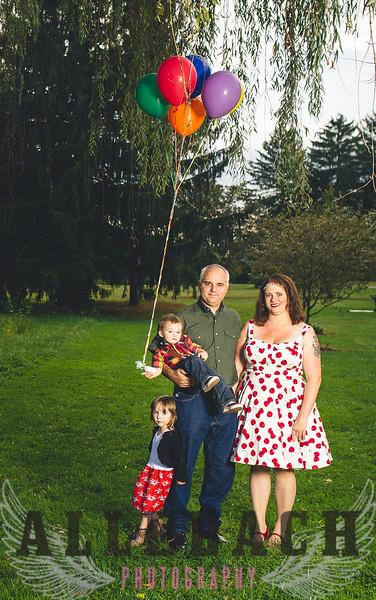 Chris Lianne Family