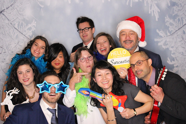 Graphite Holiday Party 2018
