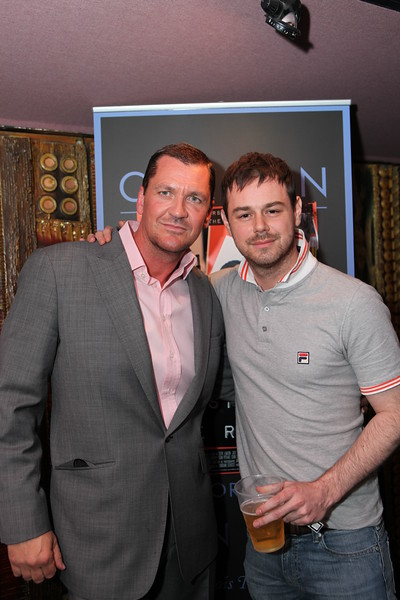 Craig Fairbrass and Danny Dyer