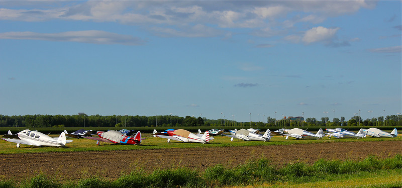 Creve Coeur Airport Swift Fly In