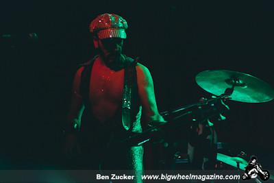 Against Me - Creepiod - Venus de Mar - at SLO Brew - San Luis Obisbo, CA - August 17, 2014