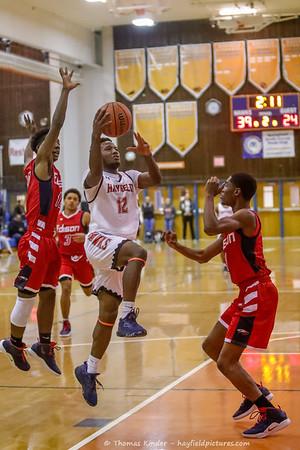 Boys Varsity Basketball v Edison 11/27/18
