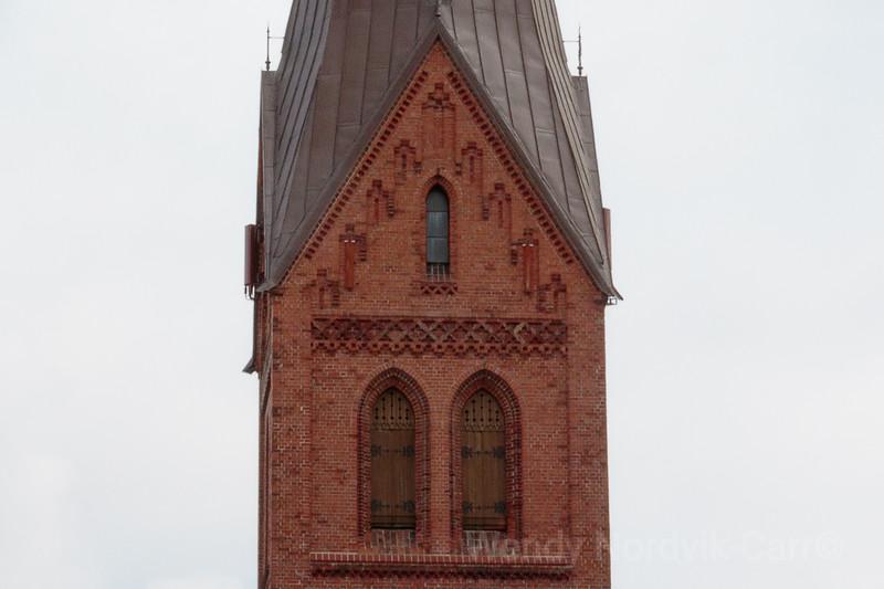 Architecture Warnemunde Church