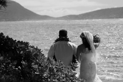 Cheryl and Ulysses's wedding
