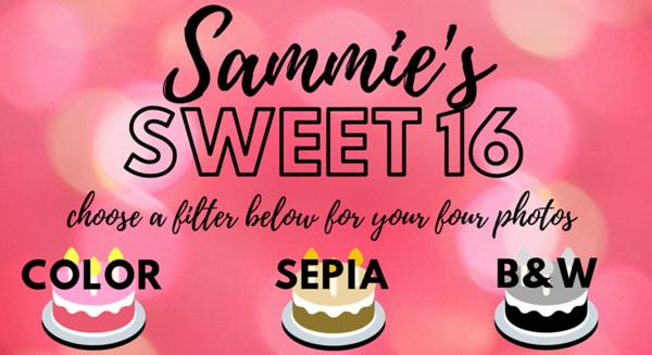 Sammie's Sweet 16