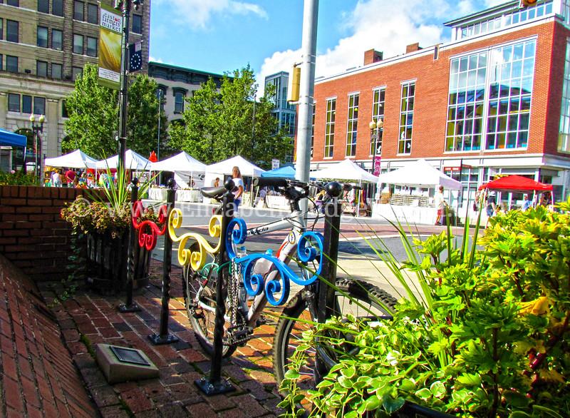Easton Farmers Market, Tomato Fest  8/18/2012