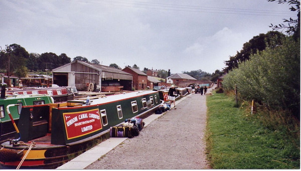 2002 - Canal Trip