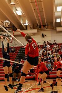 Aggies Varsity Volleyball