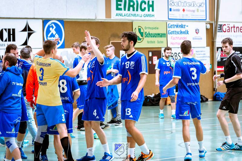 Handball Bezirksklasse: TVH2-SV Obrigheim (27:24)