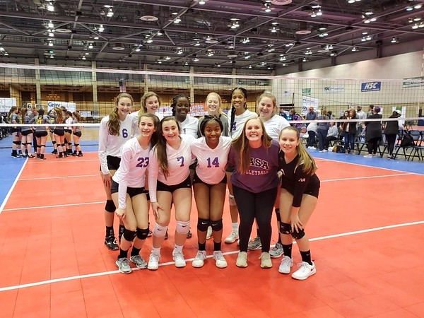 Club VB in Huntsville