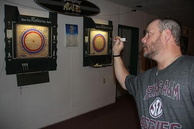PA Dart Tournament, Lakeside Ballroom, Barnesville (2-23-2013)