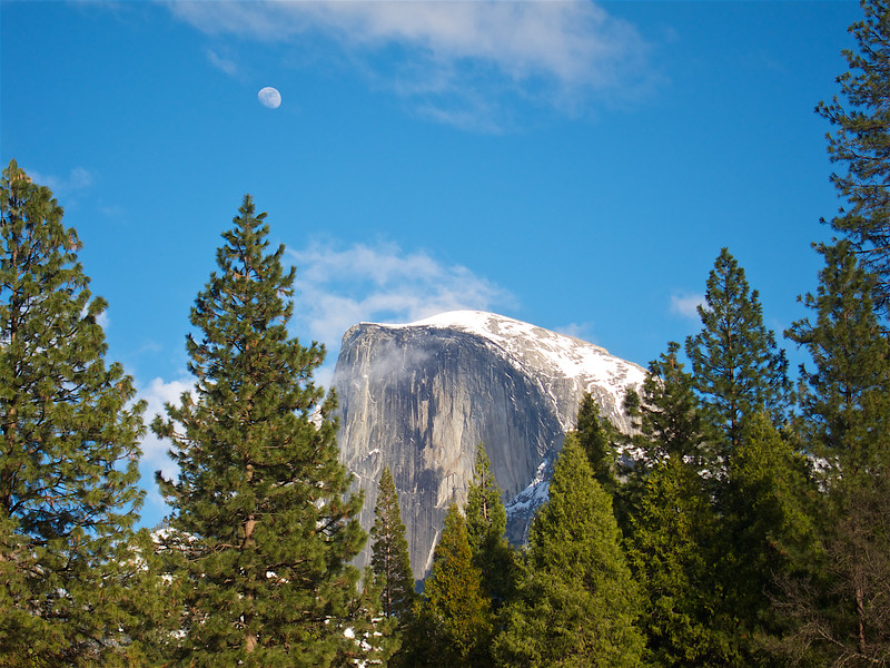 YOS-160218-0016 Moon over Half Dome