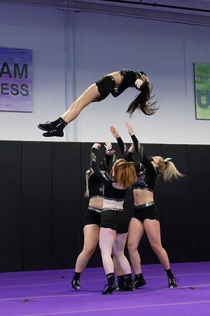 ECF Lady Platinum - Athletic Championship