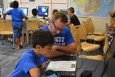 2015 Minecraft Camp