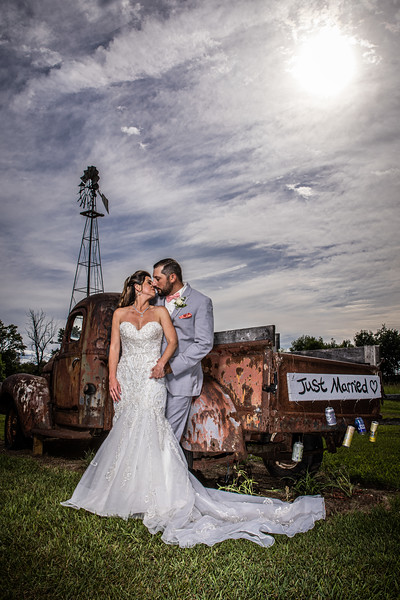 Kristy & Matt  |  Wedding Pictures
