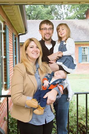 Irvine Family (October 2013)