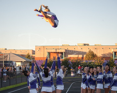 Chantilly Chargers Cheerleaders, September 6, 2013