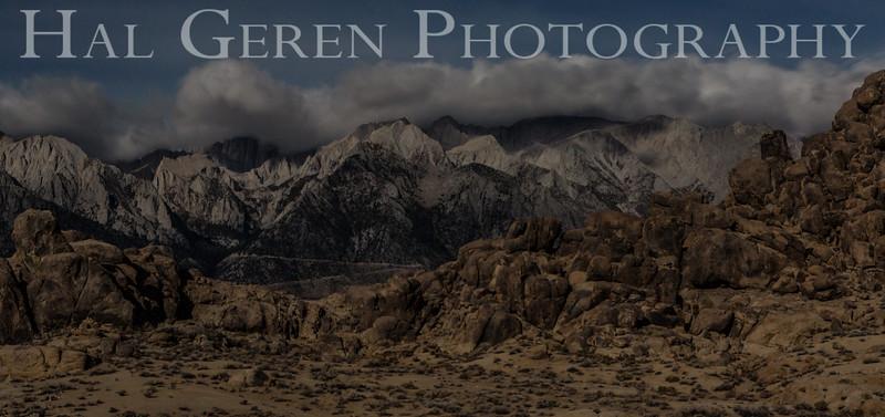 Moonlit Vista Alabama Hills Lone Pine, California 1610S-MV7