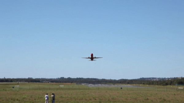 Plane Spotting Coolangatta Airport