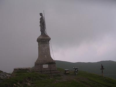 Il Redentore op Monte Saccarello
