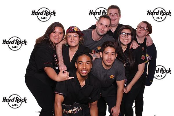 6-15-16 Hard Rock Cafe SF