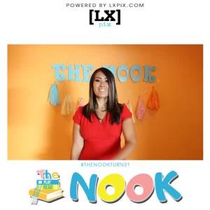 The Nook - boomerang