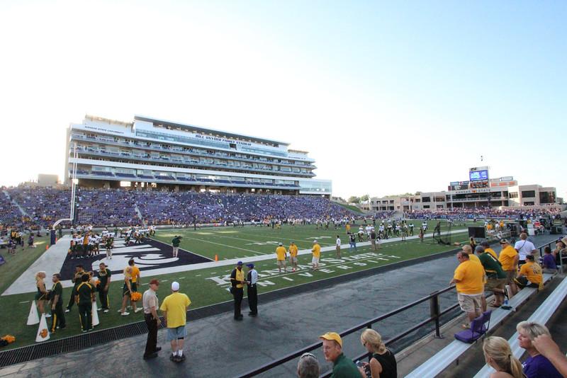 2013 Bison Football - Kansas State 016.JPG