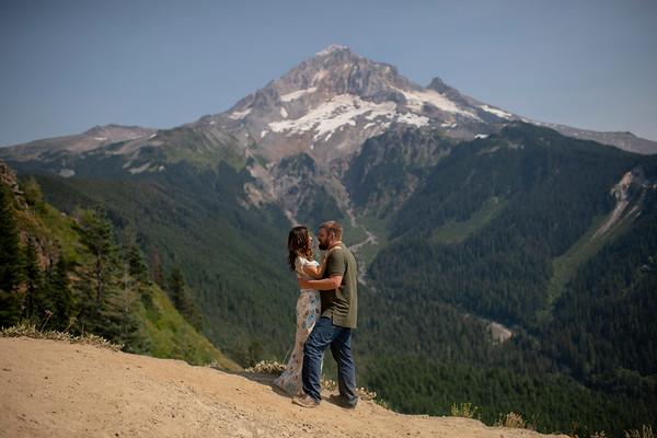 08/13/18 Mt Hood National Forest Engagement