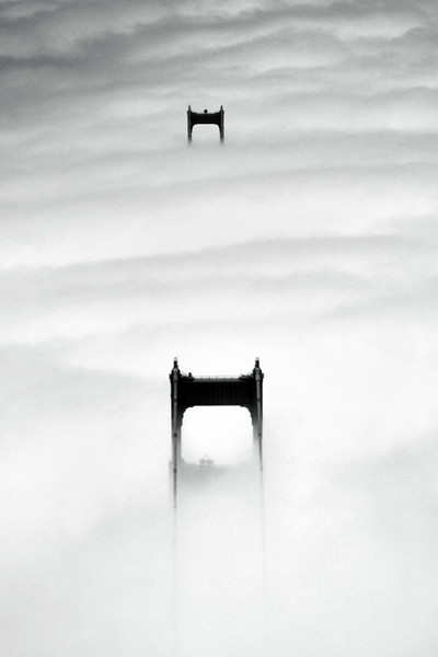 Towers Above the Fog