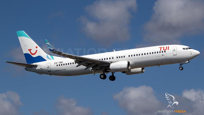 TUI Airlines Netherland_B738_CS-TQU_non standard cs_ACE_20190629_Approach_Sun_1482_AM.jpg
