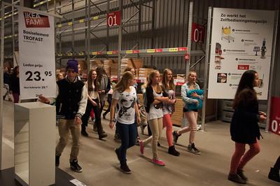 Flashmobs 12 december