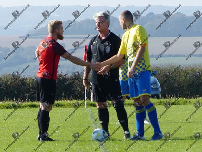 Gerrans & St Mawes (Away)