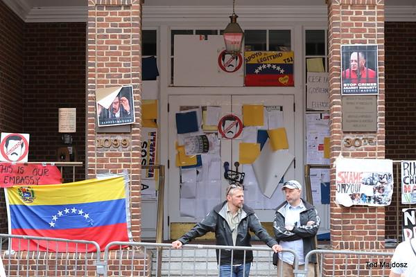Embassy of Venezuela May 11, 2019