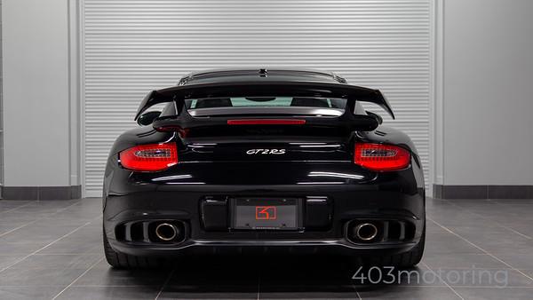 '11 911 GT2 RS #443 - Black