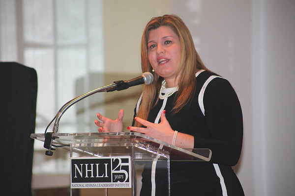 NHLI 25 Years Conference and Mujer Awards