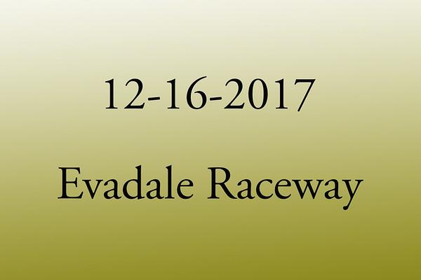 12-16-2017 Evadale Raceway 'Track Rental Test & Tune'