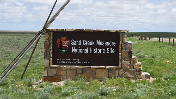 Sand Creek Massacre National Historic Site - CO - 052315