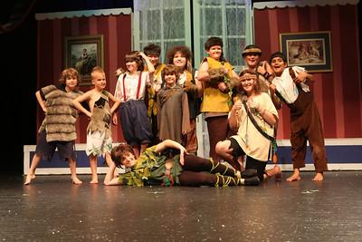 Peter Pan production - June 21-23, 2013