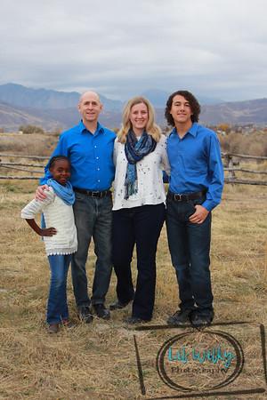 Reed Family (Nov 2017)