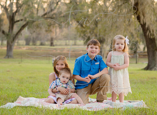 Skyler, Autumn, Summer & Tristan~Little Lamb