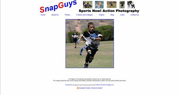 jR Customizaiton - Videography SmugMug Web Site Examples