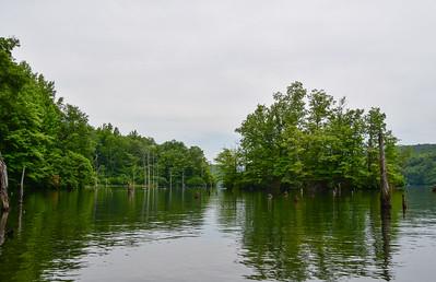 Monksville Reservoir Kayaking 2018-07-01