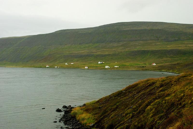 Þorpið á Hesteyri