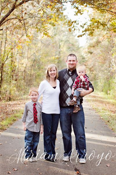 Lee Family: {2012}
