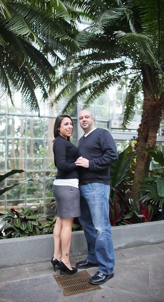 Mike and Ela - 1/8/2011