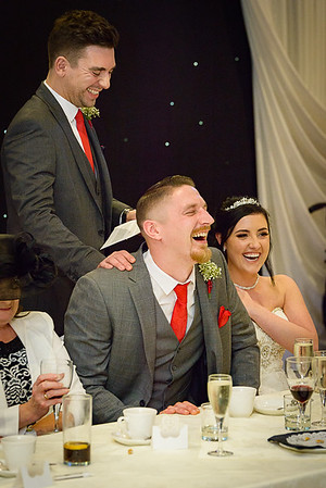 Three Horseshoes Wedding Photographer - Adrian Chell