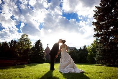 Wedding album: Susan and Alex
