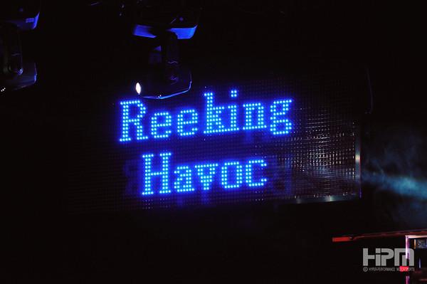 Reeking Havoc at the Venue Feb. 29th, 2014